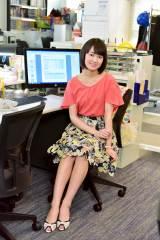 7月8日スタートのドラマ『ウチの夫は仕事ができない』に出演する吉本実憂(C)日本テレビ