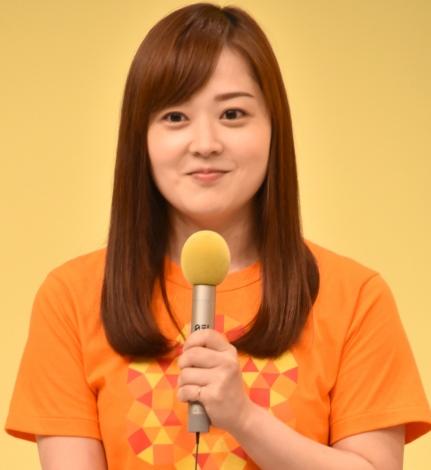 『24時間テレビ40 愛が地球を救う』の会見に出席した水卜麻美アナウンサー (C)ORICON NewS inc.