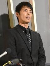 ワンマンライブの開催前に囲み取材を行った清水良太郎 (C)ORICON NewS inc.