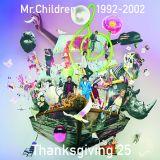上半期デジタルアルバム部門1位『Mr.Children 1992-2002 Thanksgiving 25』