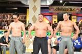 6月24日放送、TBS系『炎の体育会TV』より(C)TBS