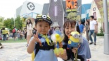 ユニバーサル・スタジオ・ジャパンでミニオン人気が大爆発