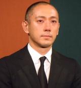 最愛の妻の死に涙した市川海老蔵 (C)ORICON NewS inc.