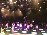 6月23日放送、テレビ朝日系『ミュージックステーション』11人体制でテレビ初パフォーマンスするE-girls (C)テレビ朝日