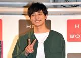 DVD『22 ニーハオ』の発売記念イベントを開いた小関裕太 (C)ORICON NewS inc.