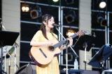 『沖縄からうた開き! うたの日コンサート2017』に出演した藤原さくら