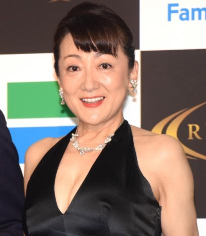 『#ファミマでライザップ ファミマで糖質コントロール生活』開会式に主席したエド・はるみ (C)ORICON NewS inc.