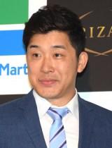 『#ファミマでライザップ ファミマで糖質コントロール生活』開会式に主席したあべこうじ (C)ORICON NewS inc.