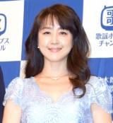 歌謡番組のアシスタント抜てきに大喜びだった相田翔子 (C)ORICON NewS inc.