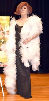 映画『歓びのトスカーナ』の公開記念トークショーに出席したIKKO (C)ORICON NewS inc.