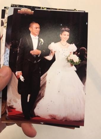 市川海老蔵がブログで公開した麻央さんとの写真