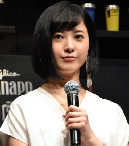 高級アイス『パナップ』発売PRイベントに出席した吉高由里子 (C)ORICON NewS inc.