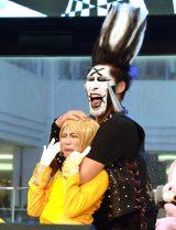 9thシングル『全開で行こう』リリース記念イベントにゲスト出演した篠原信一 (C)ORICON NewS inc.