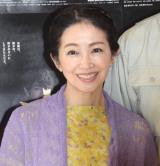 キスマイ北山を絶賛した荻野目慶子 (C)ORICON NewS inc.