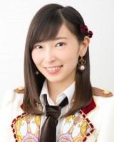 グループからの卒業を発表したSKE48の大矢真那(C)AKS