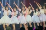 新アルバムのリード曲を選抜18人で初披露(C)NMB48