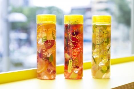 サムネイル 昨年も人気だった「Fruits in Tea」のポップアップショップが東京・表参道に
