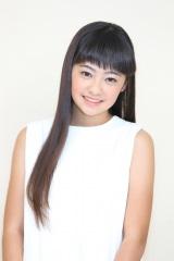 第41回ホリプロタレントスカウトキャラバンでグランプリに輝いた柳田咲良の芸名が『吉柳咲良』に決定(撮影:古賀良郎)