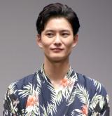 映画『銀魂』ジャパンプレミアに出席した岡田将生 (C)ORICON NewS inc.