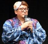 映画『銀魂』ジャパンプレミアに出席した福田雄一監督 (C)ORICON NewS inc.