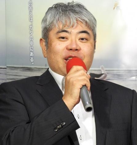 佐賀発地域ドラマ『ガタの国から』の試写会に出席した八津弘幸氏 (C)ORICON NewS inc.