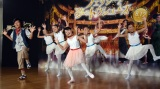 映画『フェリシーと夢のトウシューズ』バレエ体操お披露目イベントの模様 (C)ORICON NewS inc.