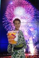 カンテレ・フジテレビ系ドラマ『僕たちがやりました』の女性限定イベントに登場した葉山奨之(C)関西テレビ