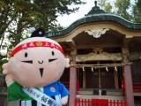 家康が岡崎から拠点を移し、浜松城を築城するまで過ごした引間城の跡地にある東照宮。出生のご利益を求め多くの参拝客が訪れるパワースポット (C)ORICON NewS inc.