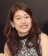 Abema TV『真夏のオオカミくんには騙されない』の制作発表会見に参加した横澤夏子