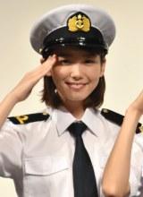 MBS・TBS系連続ドラマ『マジで航海してます。』の制作発表会に出席した飯豊まりえ (C)ORICON NewS inc.