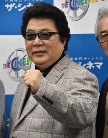 オリジナル番組『ふきカエ ゴールデン・エイジ』取材会に出席した玄田哲章