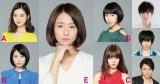 映画&ドラマ化も決定した『伊藤くん A to E』のキャストが発表された (C)「伊藤くん A to E」製作委員会