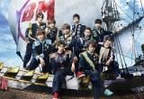 BOYS AND MENが新曲「帆を上げろ!」のアートワークを公開