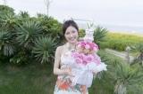 ドラマ『サヨナラ、えなりくん』が無事クランクアップ。主演のAKB48・渡辺麻友もこの笑顔(C)テレビ朝日