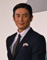 映画『忍びの国』初日舞台あいさつに出席した伊勢谷友介 (C)ORICON NewS inc.