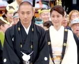 市川海老蔵、小林麻央さん ※2010年7月撮影 (C)ORICON NewS inc.
