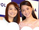 (左から)小林麻耶、小林麻央さん (C)ORICON NewS inc.