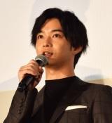 映画『兄に愛されすぎて困ってます』の初日舞台あいさつに出席した千葉雄大 (C)ORICON NewS inc.
