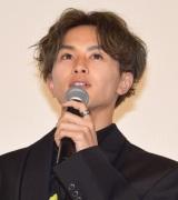 映画『兄に愛されすぎて困ってます』の初日舞台あいさつに出席した草川拓弥 (C)ORICON NewS inc.