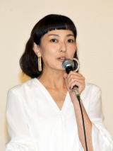 フジテレビ系ドラマ『セシルのもくろみ』(7月13日スタート)制作発表に出席した板谷由夏 (C)ORICON NewS inc.