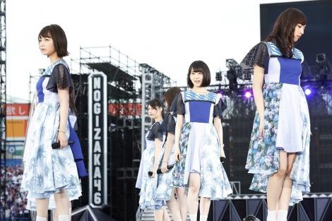 乃木坂46の2期生=『乃木坂46 真夏の全国ツアー2017』2日目公演より