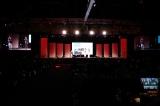 会場には約3500人が集まった