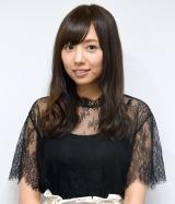 乃木坂46ときどきOL!冠ラジオ2年目の覚悟を語った新内眞衣 (C)ORICON NewS inc.