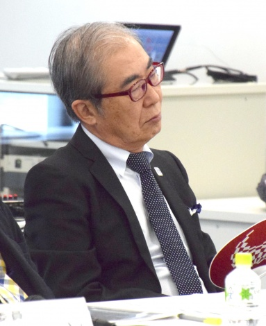 TOKYO2020『第5回文化・教育委員会』に出席した桂文枝 (C)ORICON NewS inc.