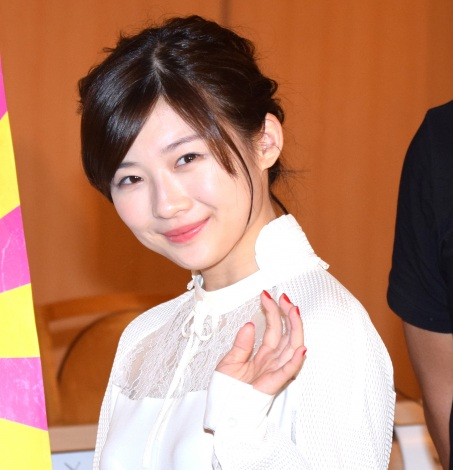 映画『獣道』日本外国特派員協会記者会見に参加した伊藤沙莉 (C)ORICON NewS inc.