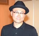 映画『獣道』日本外国特派員協会記者会見に参加した内田英治監督 (C)ORICON NewS inc.