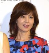 NHK BSプレミアムのドラマ『定年女子』の会見に参加した石野真子 (C)ORICON NewS inc.