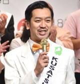 『8月8日「笑いの日」』開催発表会見に出席したムーディー勝山 (C)ORICON NewS inc.