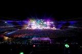 初の日産スタジアム公演で2日間計14万人を魅了したSEKAI NO OWARI Photo by Hajime Kamiiisaka