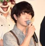 映画『メアリと魔女の花』チームメアリ結成トークイベントに出席したFukase (C)ORICON NewS inc.
